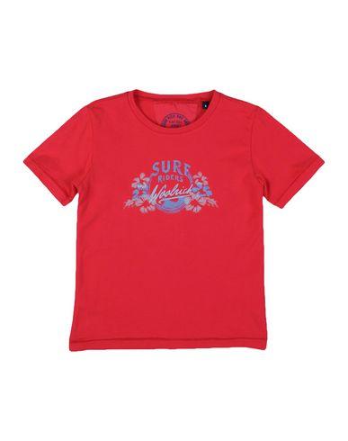 WOOLRICH - Camiseta