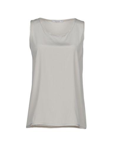 KANGRA CASHMERE Top in Light Grey