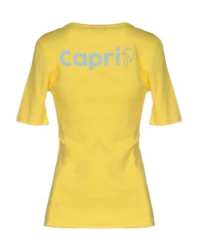 FRAME T-SHIRT, YELLOW