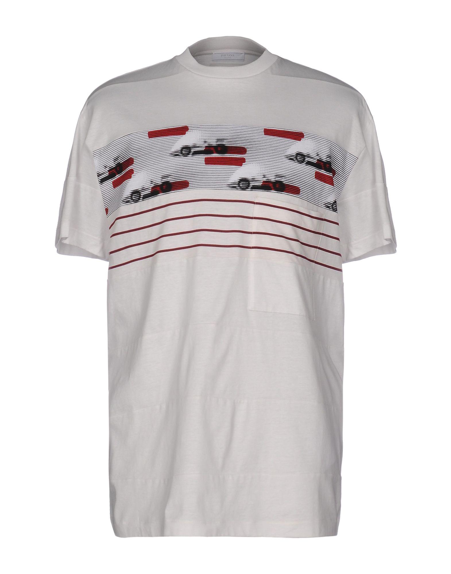 T-Shirt Prada uomo - - - 37946562GG 860