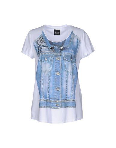 Twin-set Jeans Camiseta billig pålitelig prisene på nettet kjøpe billig pre-ordre klaring veldig billig kuwMd9q