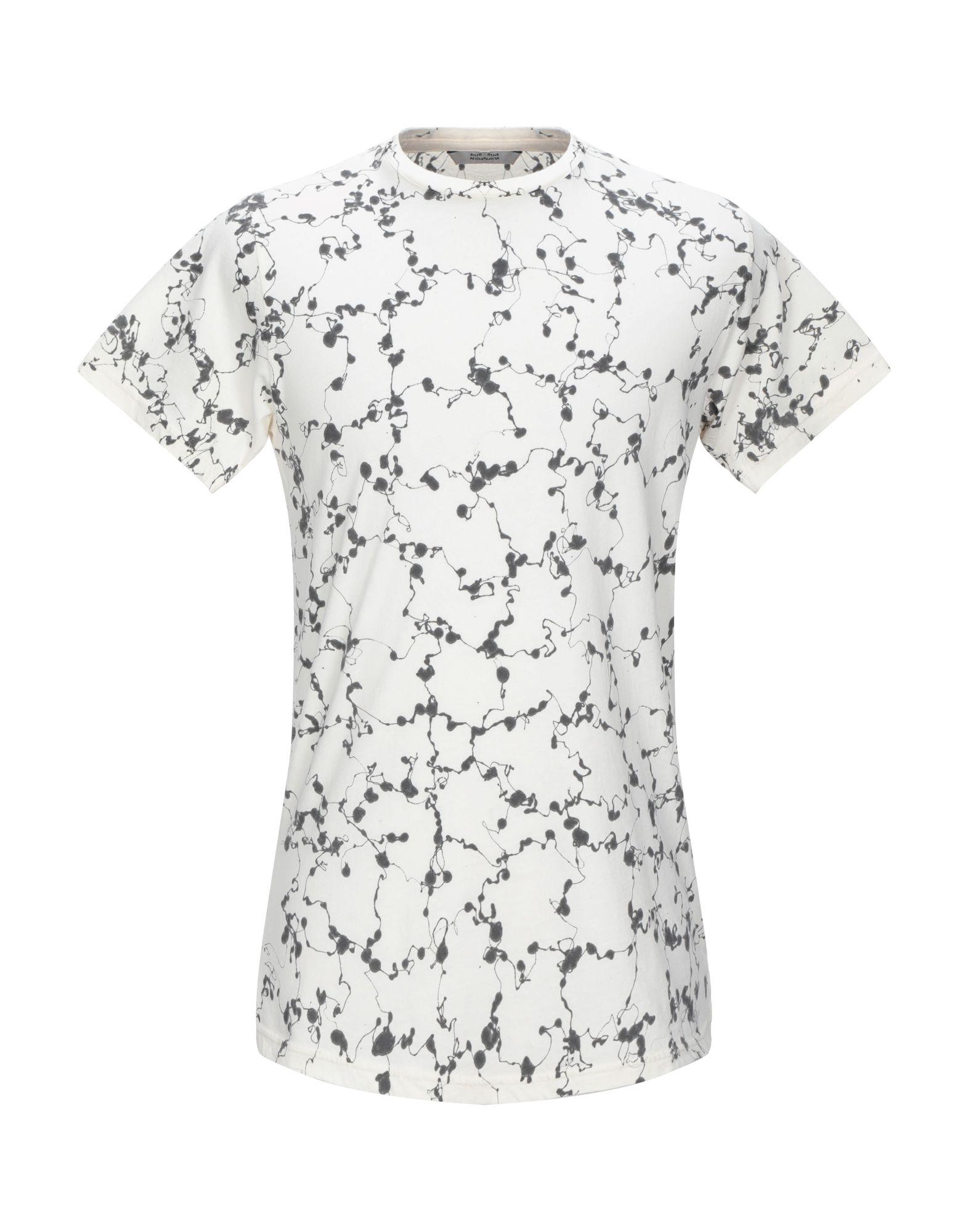 T-Shirt Rvlt Revolution Revolution uomo - 37953449WL