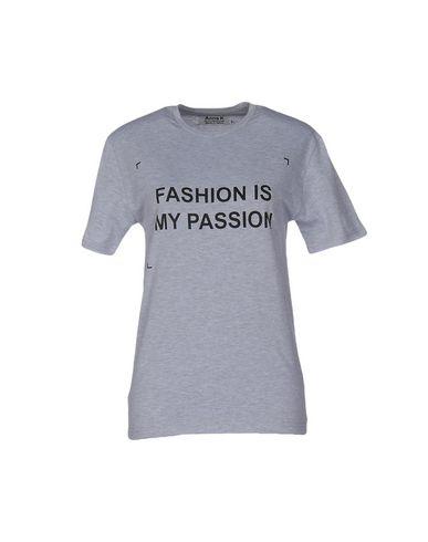 ANNA K T-Shirt in Grey