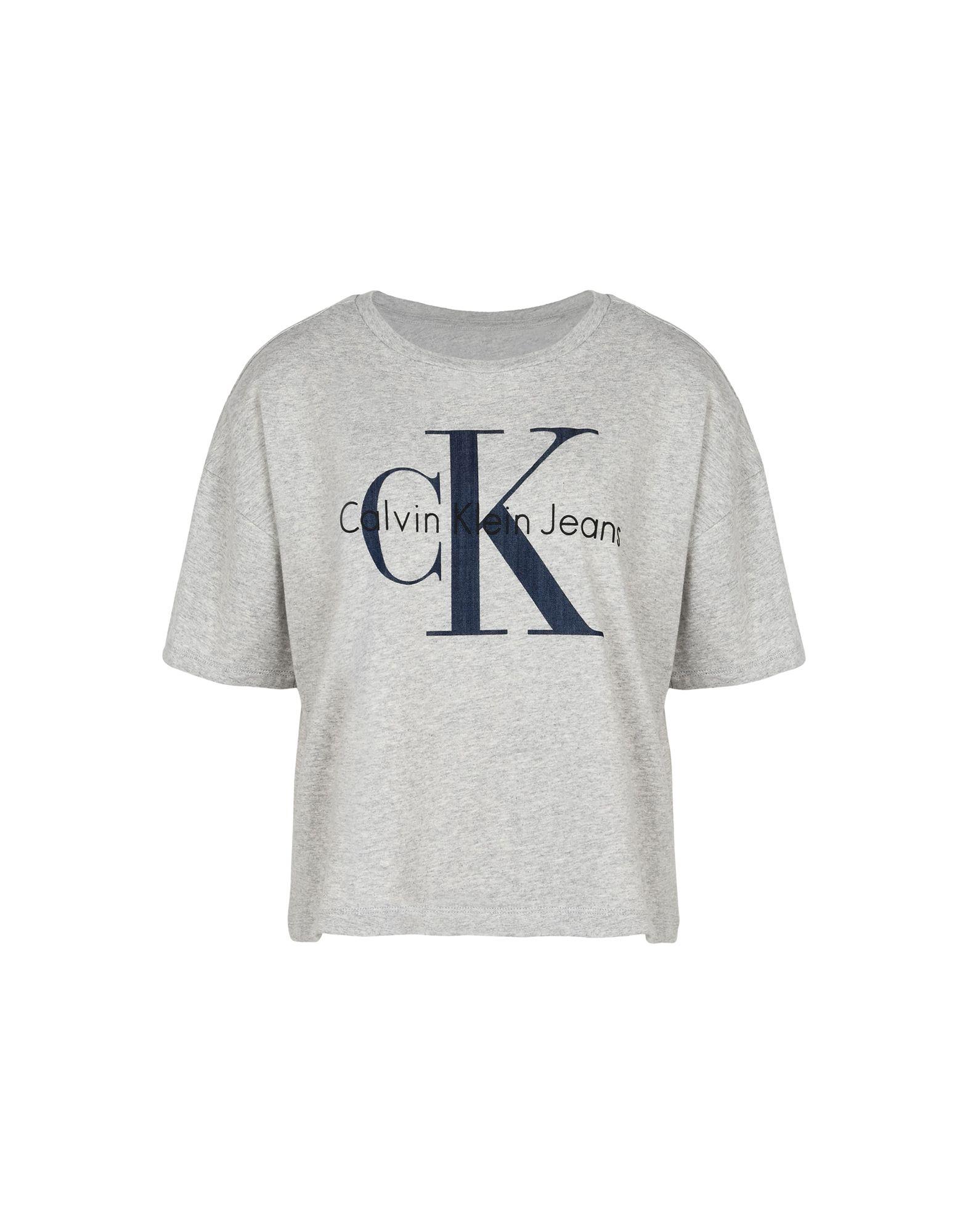 promo code cb6c7 1f486 Calvin Klein Jeans T-Shirt - Women Calvin Klein Jeans T ...