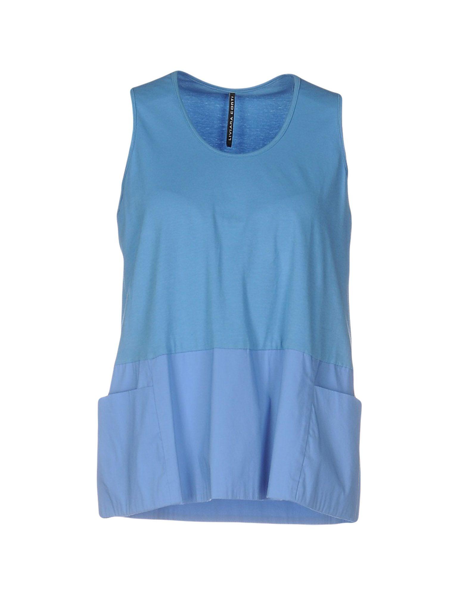 T-Shirt Liviana Conti Donna - Acquista online su zG7GY
