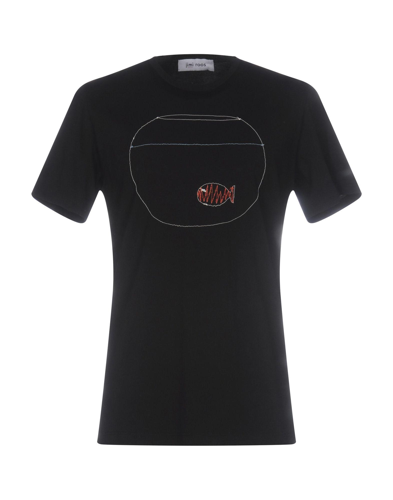 T-Shirt Jimi Jimi Jimi Roos Uomo - 37969995WG bdfcc6