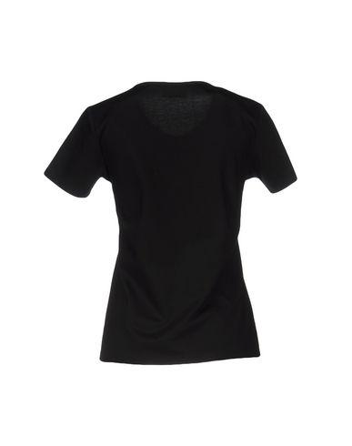 Anthony Vaccarello Svart Camiseta billig footlocker utforske billig pris klaring nytt klaring ebay hBcC24XblE