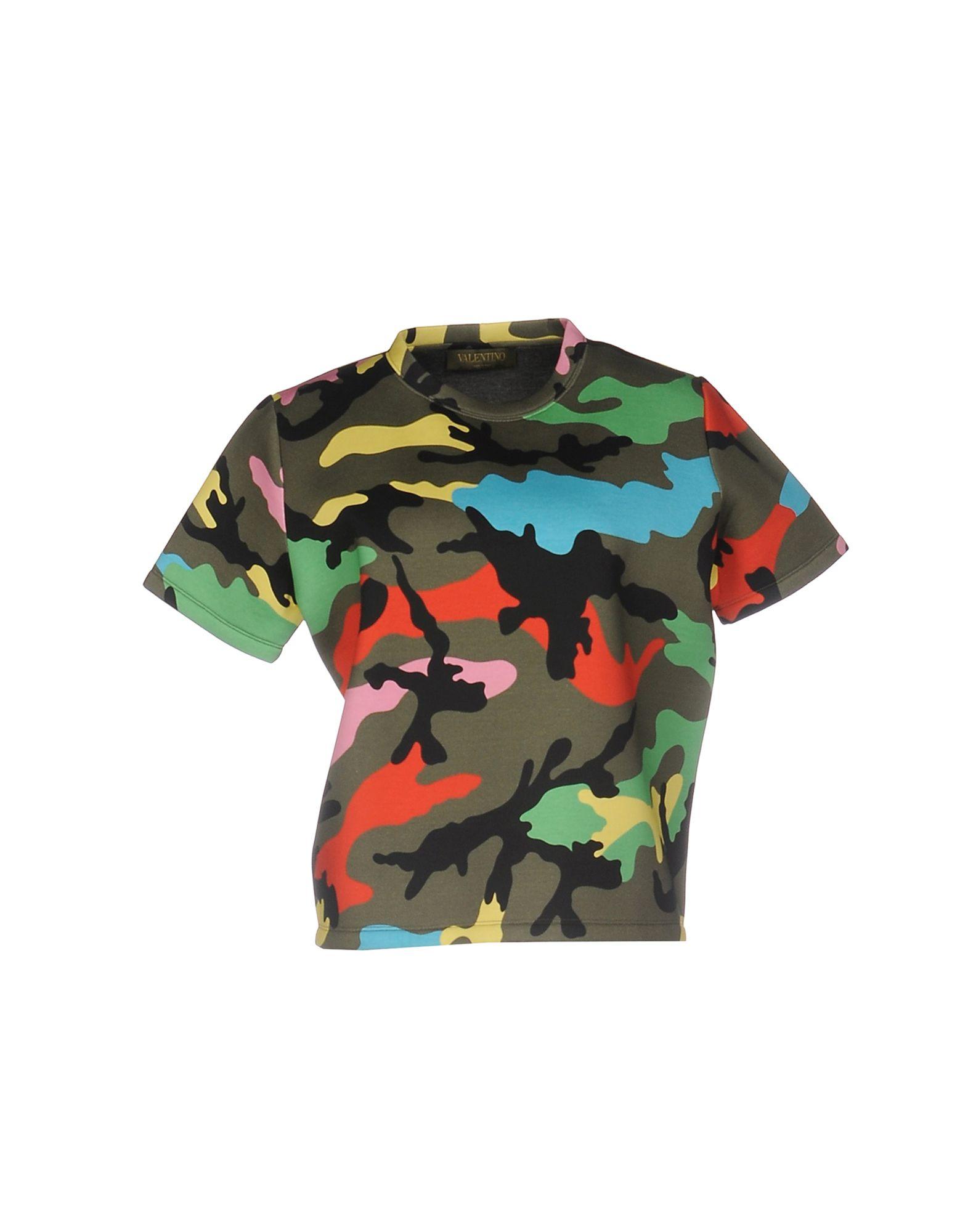 d180a49e Valentino T-Shirt - Women Valentino T-Shirts online on YOOX United States -  37970396PN