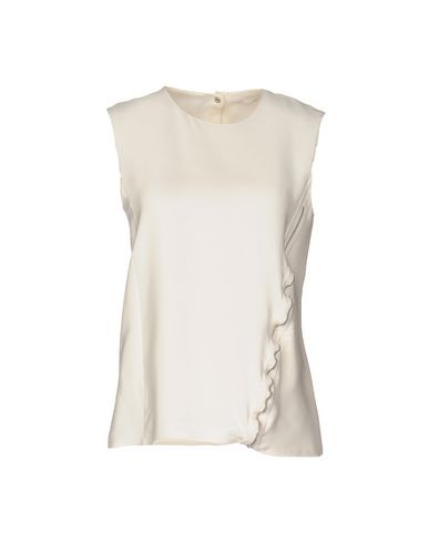 CÉline Silk Top   T Shirts And Tops D by CÉline