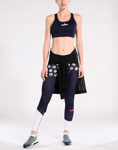 Adidas By Stella Mccartney Den Pullon Bh Toppen Eastbay billig online 2015 online billig visa betaling Kmu7ax