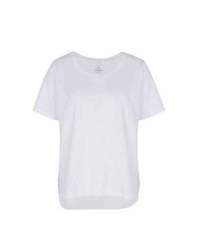 VARLEY FAIRMONT WHITE TECHNICAL TEE Performance Tops und BHs