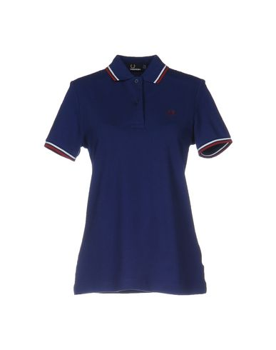Fred Perry Polo Shirt In Blue