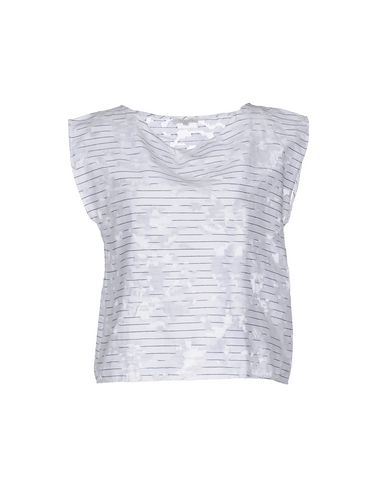 INTROPIA TOP, WHITE
