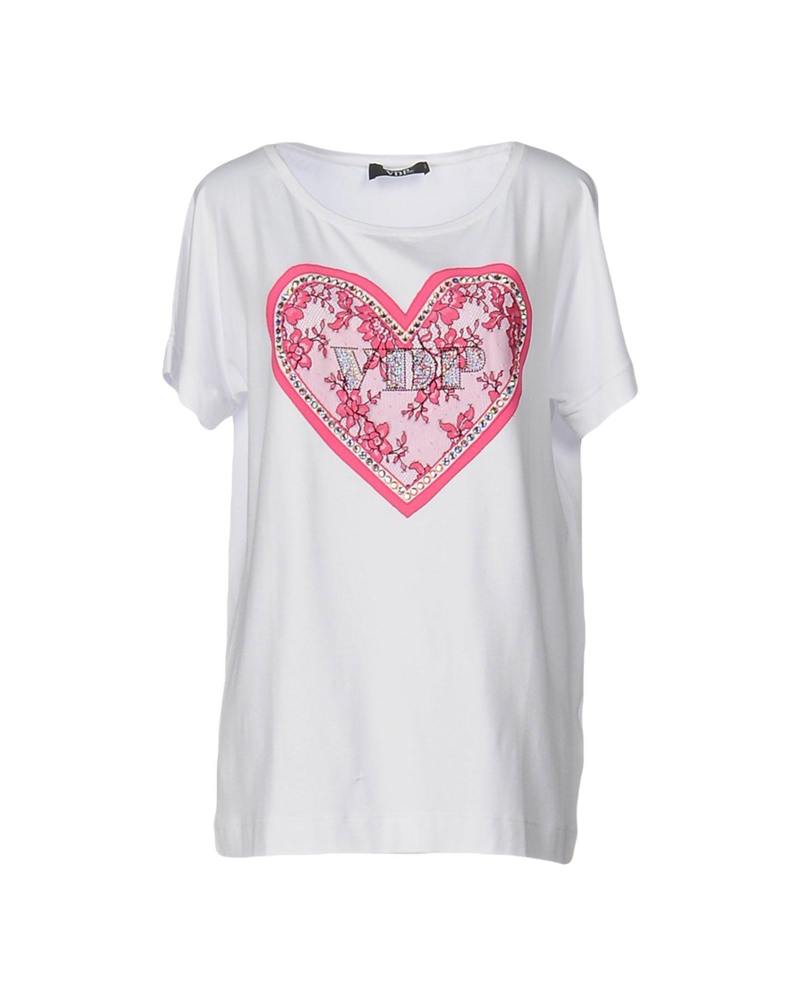 T-Shirt Vdp Collection Donna - Acquista online su