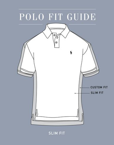 Polo Ralph Lauren Slim Fit Cotton Mesh Polo Shirt