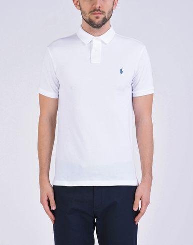 POLO RALPH LAUREN Slim fit cotton mesh Polo shirt Polo