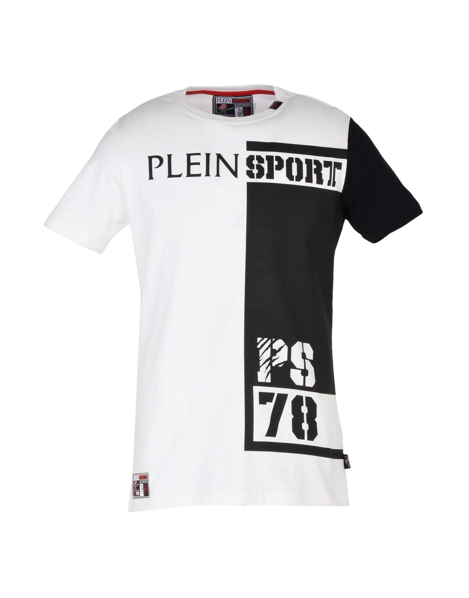 ee63cbf0 Plein Sport Men - Plein Sport Activewear - YOOX United States