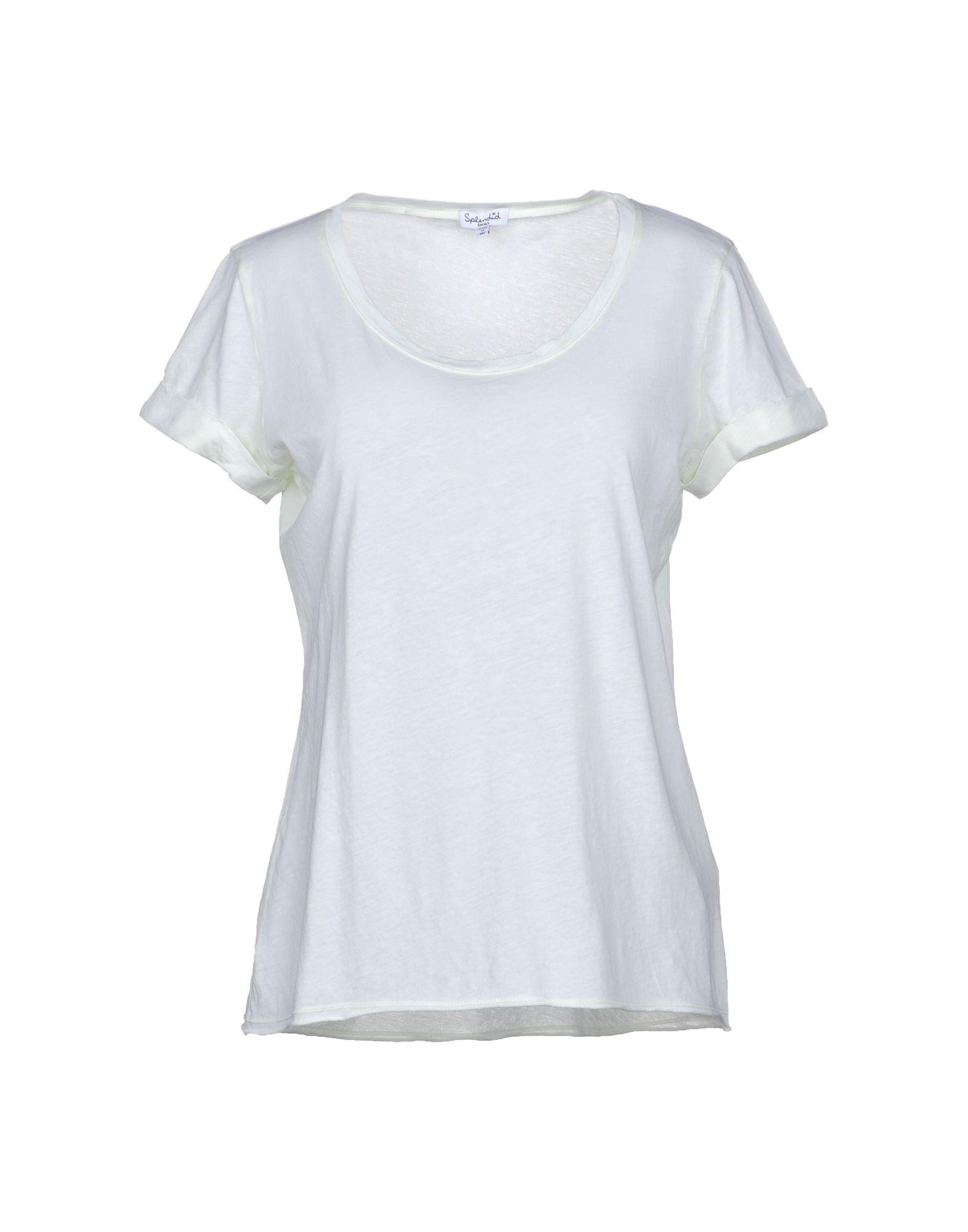 T-Shirt T-Shirt T-Shirt Splendid donna - 37990109FK a9d