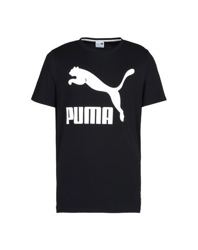 Puma Archive Logo Tee - Sports T-Shirt - Men Puma Sports T-Shirts ...
