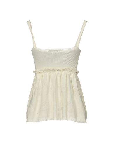 MARC JACOBS TOP, IVORY