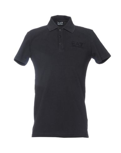 EA7 Polo Shirt in Dark Blue