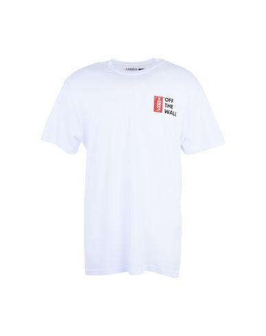 86f3559aac Vans Vans Off The Wall Iii - Sport T-Shirt - Men Vans Sport T-Shirts online  on YOOX Bulgaria - 37994220