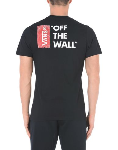 VANS VANS OFF THE WALL III Camiseta