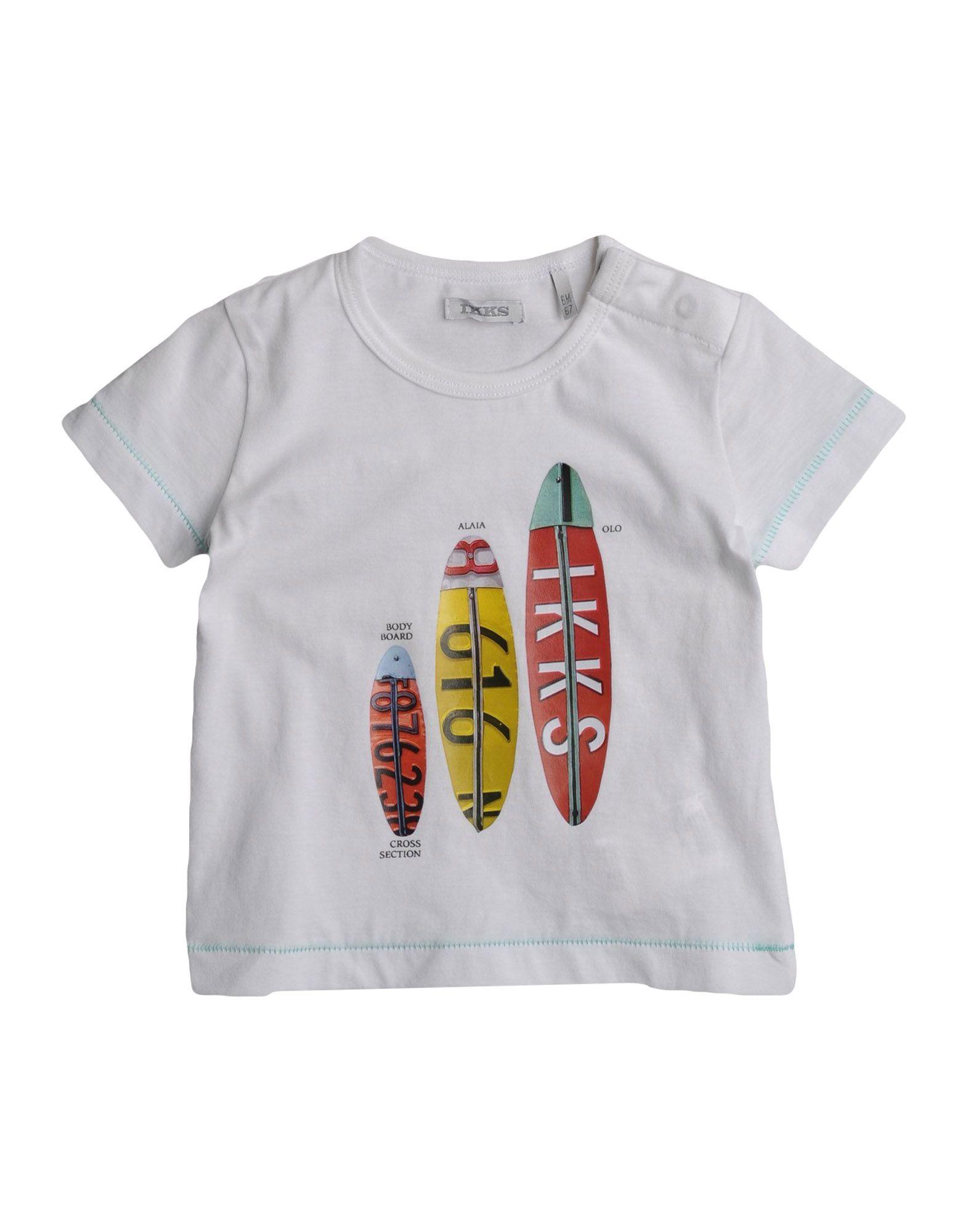 11c482c67 Ikks T-Shirt Boy 0-24 months online on YOOX Portugal