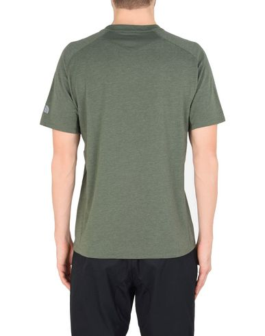 THE NORTH FACE M WICKER GRAPHIC CREW FLASHDRY TRAINING TEE Camiseta