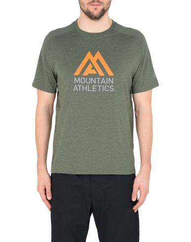 The Militaire T Vert shirt Sport Face North De gFgZpq
