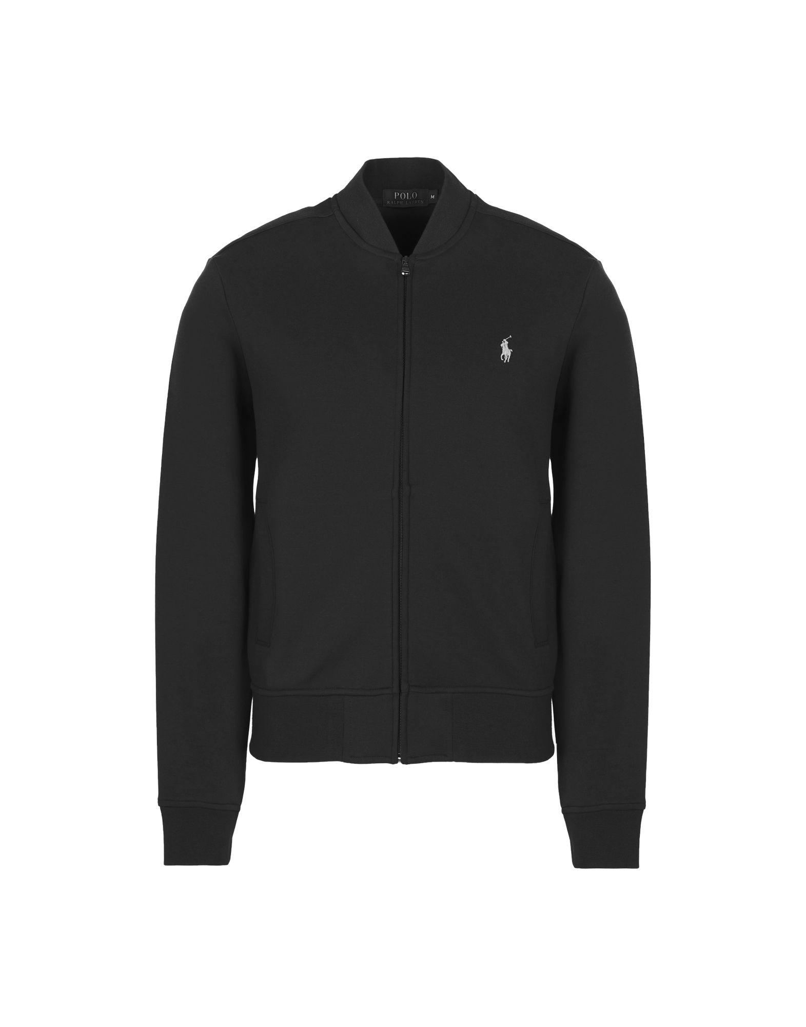 Felpa Polo Ralph Lauren Double Knit Bomber - Uomo - Acquista online su
