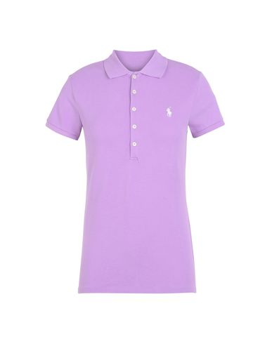 be3488bc Polo Ralph Lauren Skinny Fit Stretch Mesh Polo - Polo Shirt - Women ...