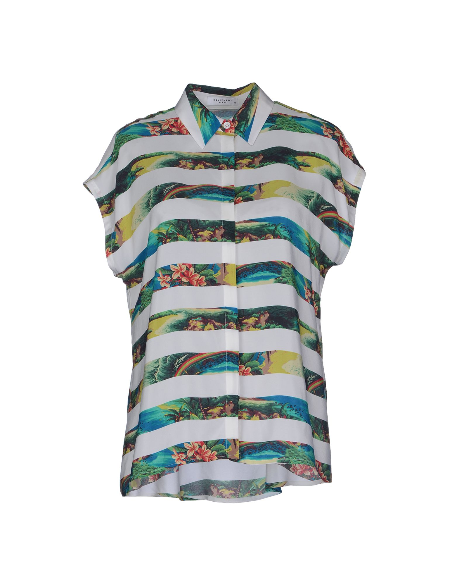 Camicia A Righe Equipment Donna - Acquista online su bqaDb