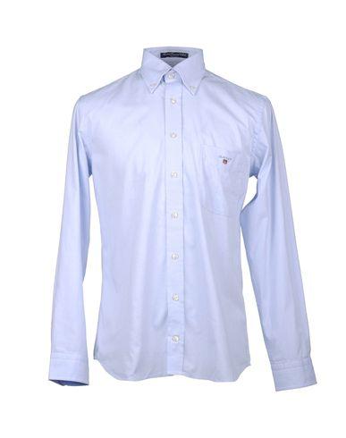 Gant Langermet Skjorte splitter nye unisex rabatt rimelig klaring engros-pris 150jbk9k