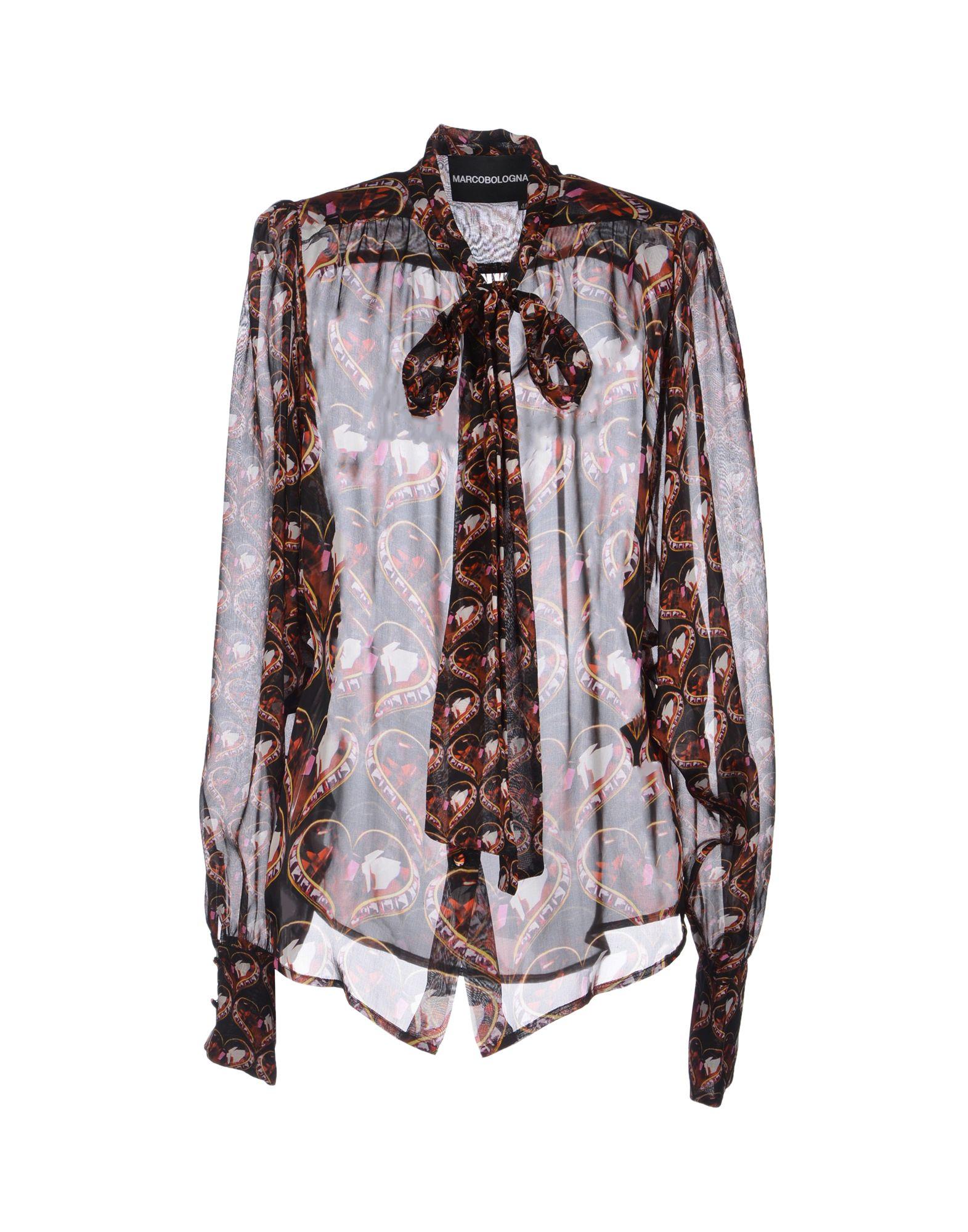 Camicie E Bluse Fantasia Marco Bologna Donna - Acquista online su Ylnl0gwU