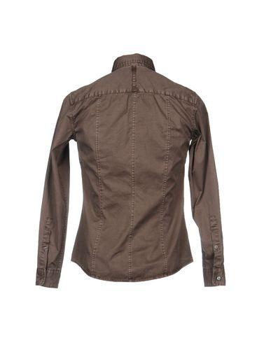 ARMANI JEANS Camisa lisa