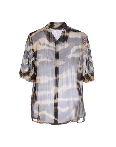 clearance 2014 Angelo Marani Silke Skjorter Og Bluser forhandler online kCPIU3mCuA