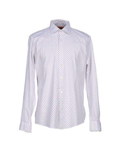 Geniue Händler Verkauf Online Günstig Kaufen Niedrigsten Preis GABARDINE Hemd mit Muster Billig Rabatt Niedrigsten Preis Verkauf Rabatt cbDr077