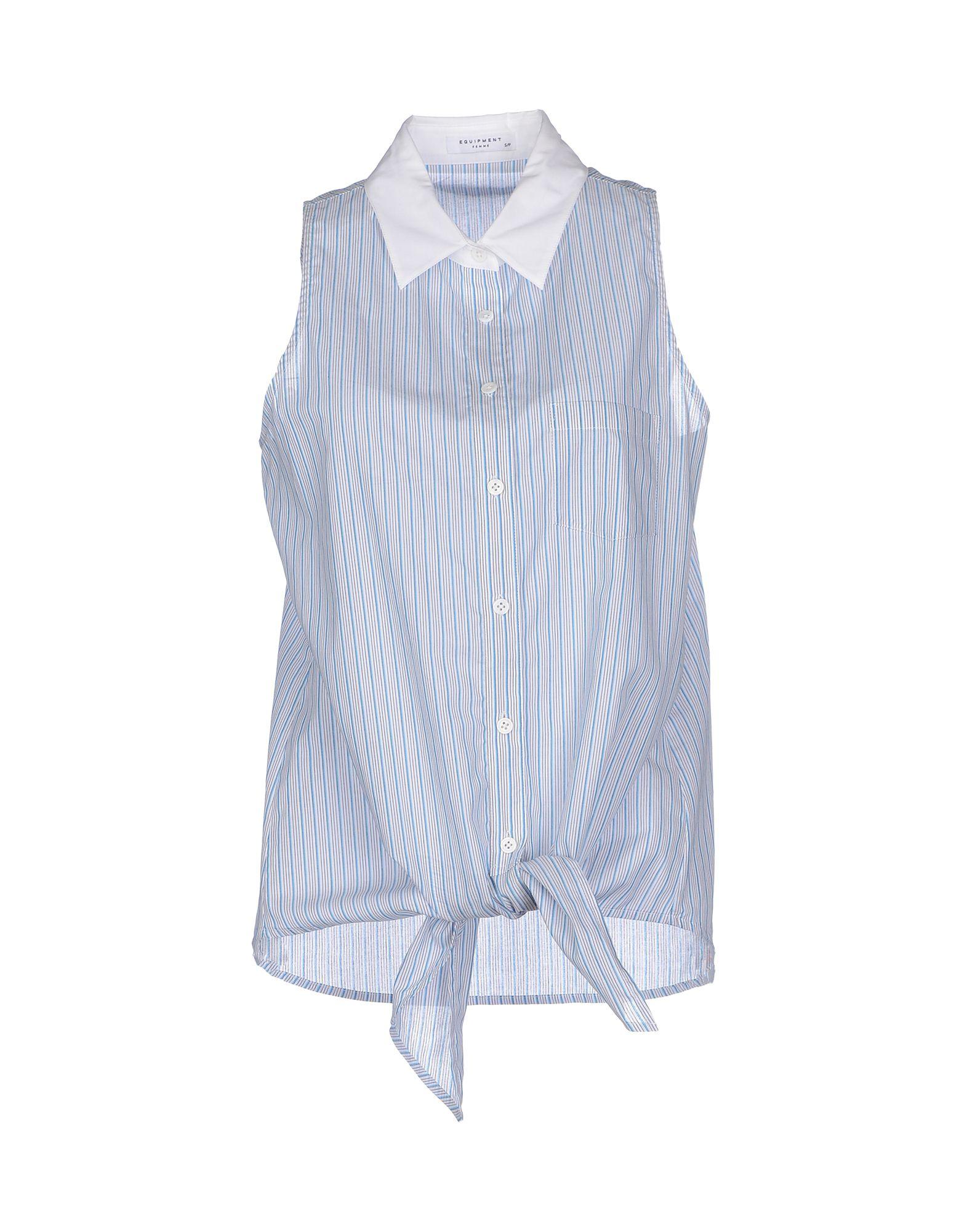 Camicia A Righe Equipment Donna - Acquista online su 0t953