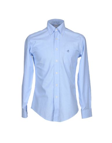 BROOKS BROTHERS Camisa lisa