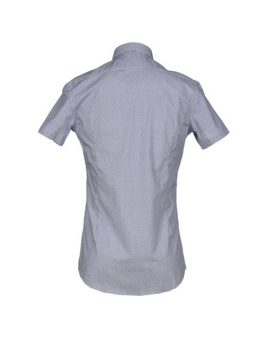 Verkaufsstelle Neu Zu Verkaufen DANIELE ALESSANDRINI Hemd mit Muster 100% Ig Garantiert Günstig Online 9FRAR