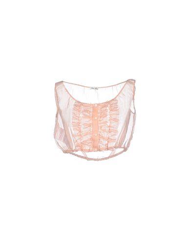 MIU MIU - Solid colour shirts & blouses