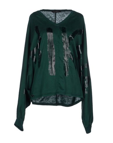 ISHIKAWA Blouse in Green