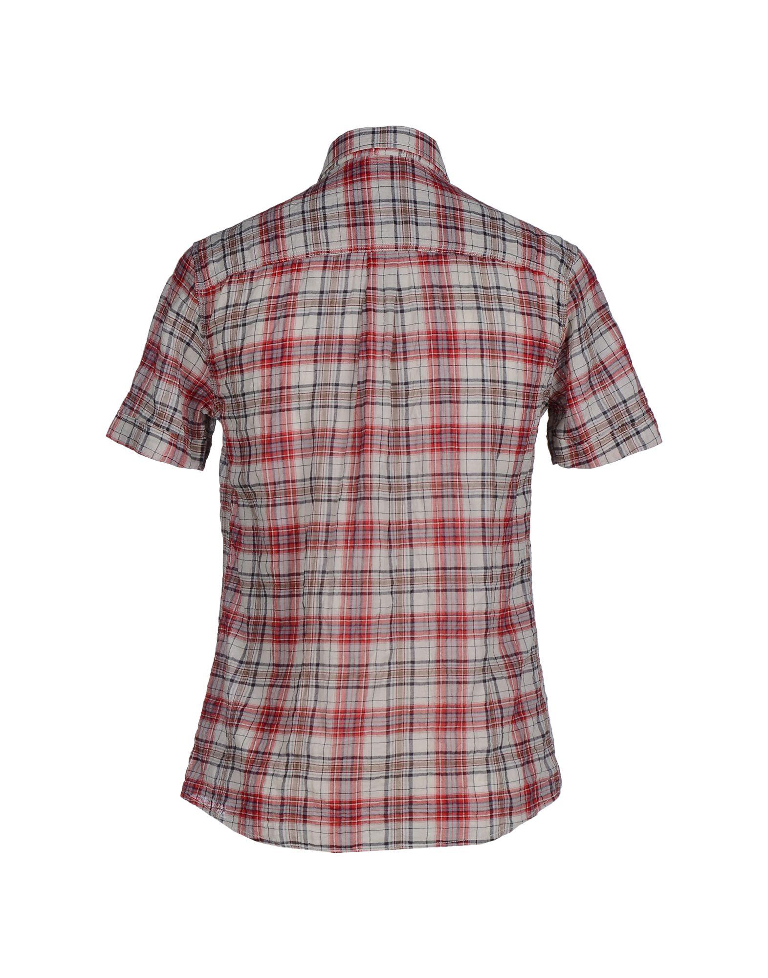 Camicia Camicia Camicia A Quadri Armani Jeans Uomo - 38498988EQ c0a830