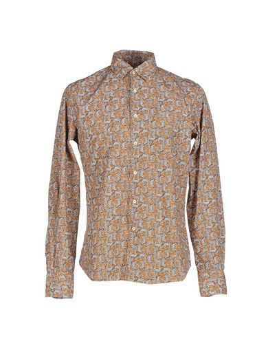 PHILIPPE MODEL Hemd mit Muster