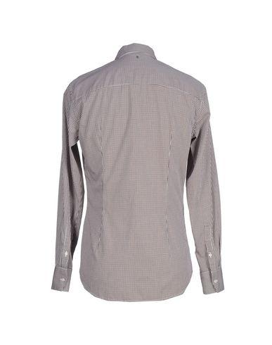 shopping på nettet Dondup Trykt Skjorte ny ankomst online gratis frakt Kjøp 73euxbCFSb