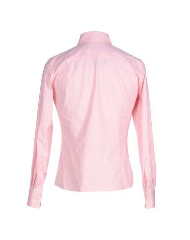 VITTORIANO Einfarbiges Hemd Günstiger Preis Auslass Verkauf jVEpN