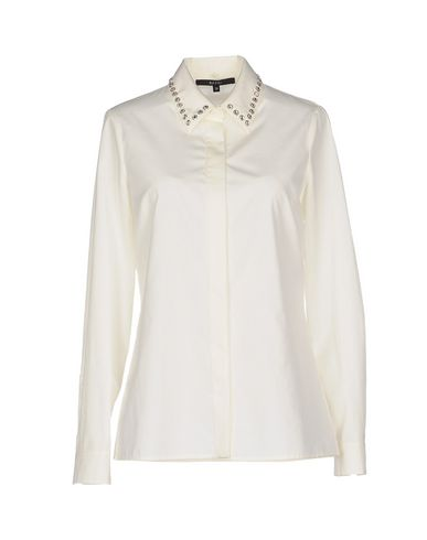 b5f7f98d Gucci Solid Color Shirts & Blouses - Women Gucci Solid Color Shirts ...