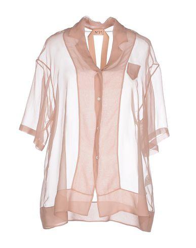N° 21 Camisas y blusas de seda