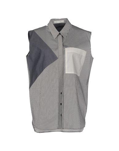 CEDRIC CHARLIER - Striped shirt